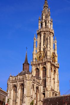 Cathedral of Our Lady @ Antwerp, Belgium