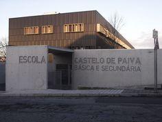 ESCOLA SECUNDÁRIA - CASTELO DE PAIVA