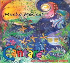 Spanish Songs for Kids: Cantaré GIVEAWAY, ends at midnight, Nov 23. 3 CDs for Spanish Playground readers. Offers a combination of clear, accessible language, culture, and fabulous music to children learning Spanish. #Spanishkidssongs http://spanishplayground.net/spanish-songs-for-kids-cantare/