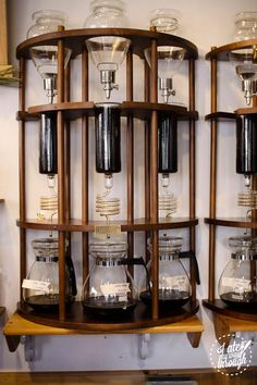 Dutch coffee cold drip 바우노바 BAUNOVA