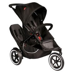 Double stroller debate. Phil and Ted tandem, $400