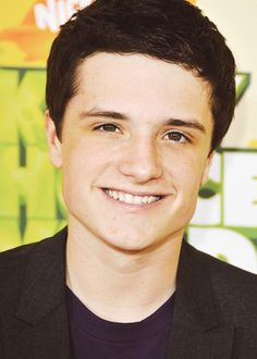Why can't I know a celebrity??  CORECTION: why can't I know josh hutcherson?
