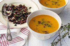 Kijk wat een lekker recept ik heb gevonden op Allerhande! Sunshine soep