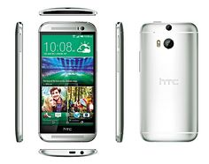 The HTC One MBis 'born from a single piece of metal', as HTC puts it (ie, it's made of me...