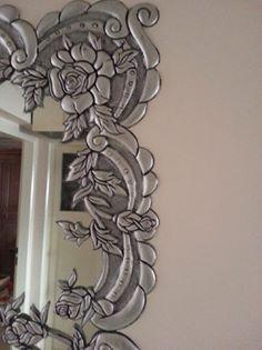 mirror frame design