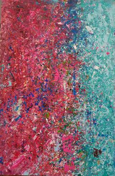 París Istanbul Abstract, Artwork, Work Of Art, Summary