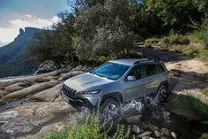 Fahrbericht: Jeep Cherokee 3.2l V6 Trailhawk