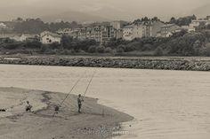 Pescadores en la ría by Tsuki Sirang on 500px