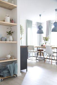 Shop the look: modern rustiek