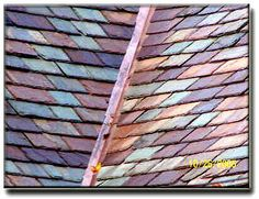 1000 images about roofs on pinterest slate roof slate for Vermont slate colors