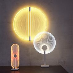 Thanks for the Sun Series Lighting by Arnout Meijer celebrates circadian rhythms