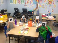 Who's Who and Who's New: Plickers! Technology Awesomeness!