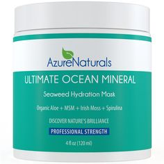 Ultimate Seaweed Hydration Mask from Azure Naturals