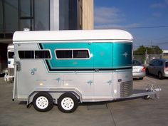 unique horse trailers | Around the World: Australia