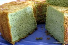 I remembered there was a request for Green Tea Chiffon but have not responded until now as i finally got some green tea meant for baking. ...