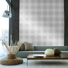 Henna Global Bazaar Metallic Platinum Black Removable Wallpaper ($98) ❤ liked on Polyvore featuring home, home decor, wallpaper, black wallpaper, peelable wallpaper, painted wallpaper, black home decor and metallic wallpaper