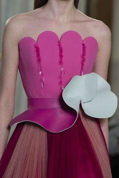 Delpozo at London Fashion Week Fall 2018 - Details Runway Photos