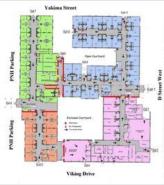 Floorplan Contemporary Nursing Home