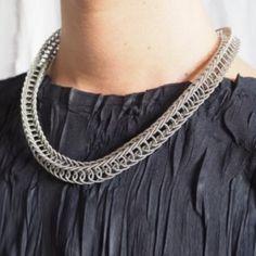La Mollla Weave Necklace