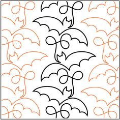 cute panto  ~  Urban Elementz: Trick or Treat Border