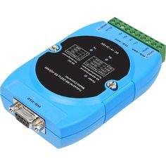 Siig CyberX Industrial RS232 to RS-422/485 Serial Converter - Wide Te, #ID-SC0M11-S1