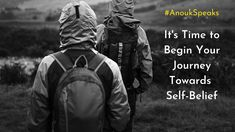 #AnoukSpeaks Remember, when you start experiencing both visible and invisible, you move towards the journey of self-belief and self-realization.