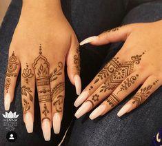 Cute Henna Designs, Modern Henna Designs, Finger Henna Designs, Mehndi Design Images, Latest Mehndi Designs, Henna Finger Tattoo, Tiny Finger Tattoos, Henna Tattoo Designs Simple, Henna Mehndi