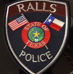 Ralls TX PD