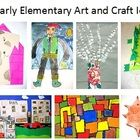 As an Elementary teacher for many years, I've found that you can never have too many art ideas...especially at the K-3rd grade level.  This PowerPo...