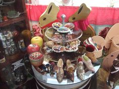 Shop Display   Chocolate Gables.