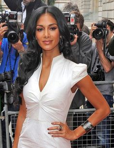 Nicole Scherzinger..absolutely gorgeous with gorgeous hair to match!!