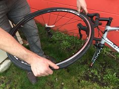 If there's one thing we'd encourage you to know, it's how to fix a flat. Seeded, Learning Centers, Garden Hose, Step Guide, Centre, Tube, Flats, Blog, Loafers & Slip Ons