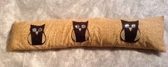 Keep out the draft with one of these homemade padded cloth draft excluders. Draft Excluder, Door Draught Excluder, Door Draft, Doors, Clothes, Slab Doors, Clothing, Kleding, Outfit