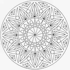 ԑ̮̑♦̮̑ɜ~Mandala para Colorear~ԑ̮̑♦̮̑ɜ                                                                                                                                                      Más                                                                                                                                                                                 Más