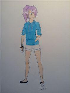 My persona; Hana