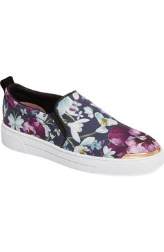 Main Image - Ted Baker London Tancey Slip-On Sneaker (Women)
