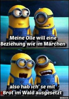 Funny sayings with minions Minion Jokes, My Minion, Minions Quotes, Minions Minions, Funny Animal Videos, Funny Animals, Funny Images, Funny Photos, League Of Legends