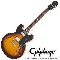 Epiphone DOT VS エレキギターの最安値