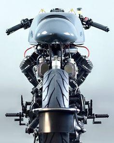 caferacerpasion: �� caferacerpasion.com �� Honda CX500 #CafeRacer...