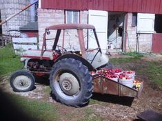 cab - Ford 9N, 2N, 8N Forum - Yesterday's Tractor Cabs, Tractor Attachments, Ford Tractors, Down On The Farm, Vehicles, Fun, Car, Vehicle, Hilarious