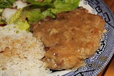 Country Style Pork Chops in Gravy