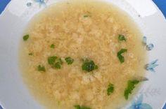 Eintropfsuppe (Egg Drop Soup)