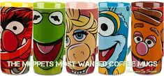 The Muppets Most Wanted Coffee Mugs