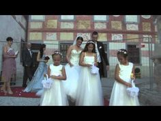 Hochzeit auf der Burg Forchtenstein - YouTube Girls Dresses, Flower Girl Dresses, Wedding Dresses, Youtube, Fashion, Flower Girl Gown, Newlyweds, Nice Asses, Bridal Dresses