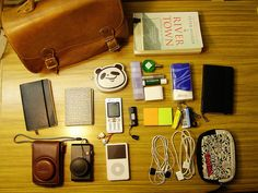 What's in my bag? by chopsticks1986, via Flickr