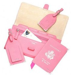 travel, passport, pink passport