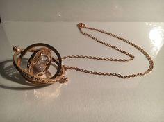 Harry Potter Inspired Time Turner Pendant Beautiful   | eBay
