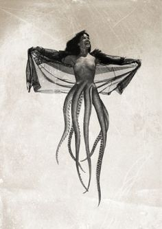 Bettie the squid