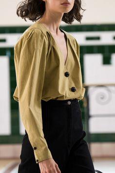 Lemaire at Paris Fashion Week Spring 2017