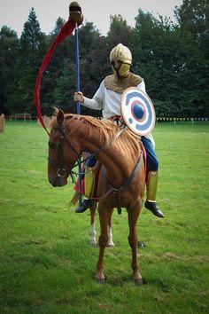 roman late cavalry